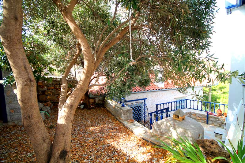 Property For Sale In Hydra Town, Hydra, Greece. A Lovely, Well