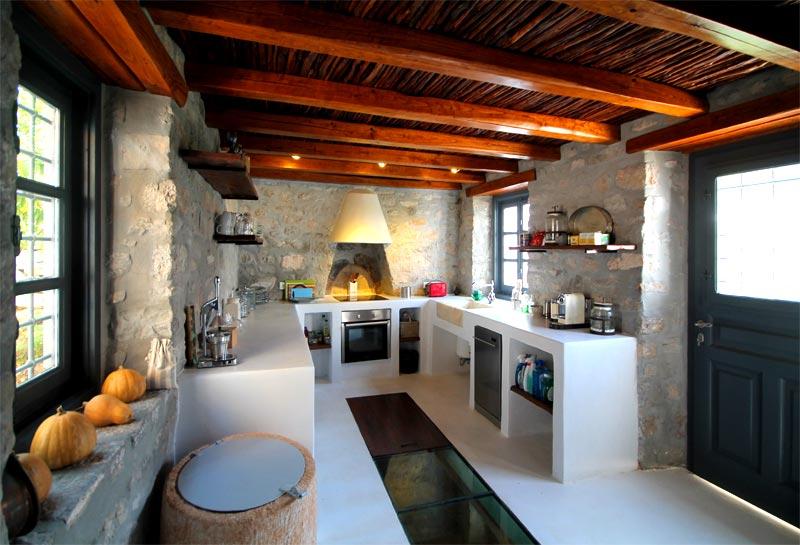 Holiday Home To Rent In Kala Pigadia Hydra Island Greece Stunning Luxury Rental On Hydra Island