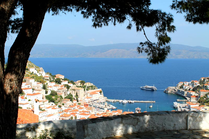 Stunning Luxury Rental on Hydra Island