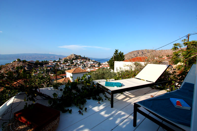 Property for sale in Upper Kamini, Hydra, Greece. A ...