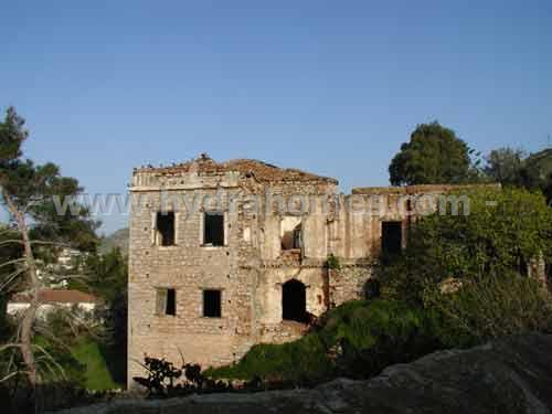 Property For Sale In Upper Kamini Hydra Greece
