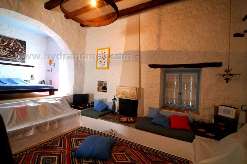 Property For Sale In High Hydra Town Hydra Greece A